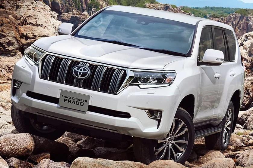gia xe toyota land cruiser prado 2021 toyotalongphuoc vn - Toyota Prado