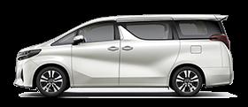 toyota alphard - Toyota Alphard
