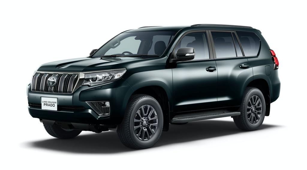 toyota land cruiser prado 2021 toyotalongphuoc vn - Toyota Prado