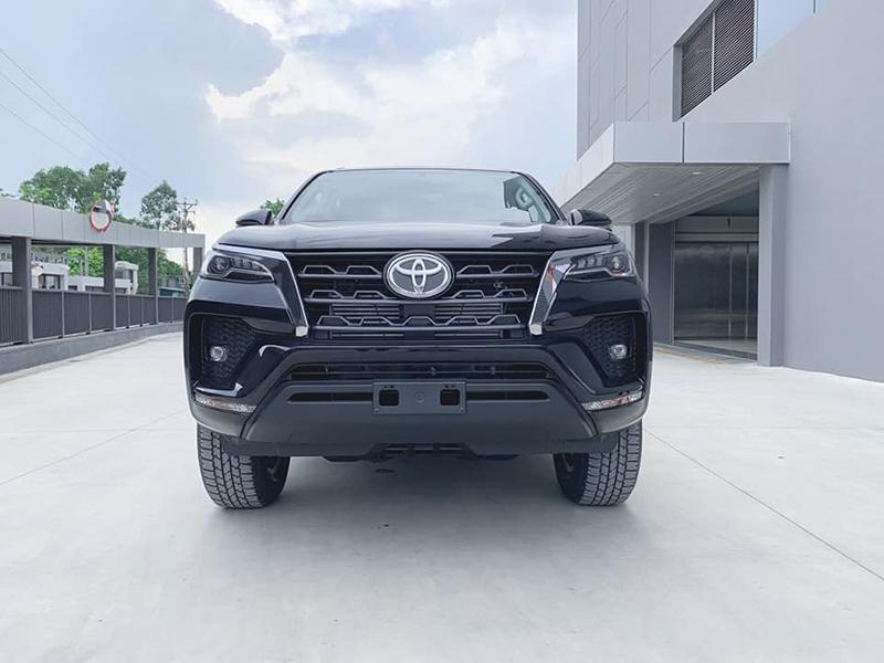 dau xe toyota fortuner may dau at 24l 2021 toyotalongphuoc vn - Chi tiết xe Fortuner 2021 máy dầu số tự động 2.4AT