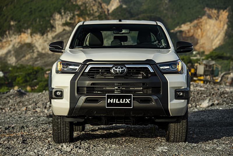dau xe toyota hilux 2021 toyota long phuoc - Toyota Hilux