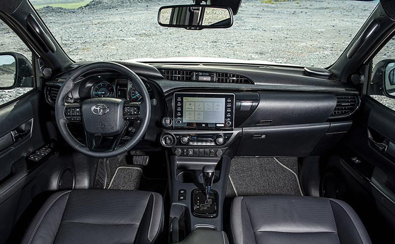 noi that xe toyota hilux 2021 toyota long phuoc - Toyota Hilux