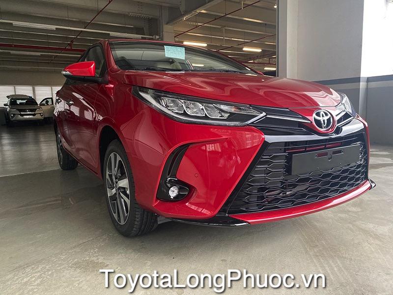 gia xe toyota yaris 2021 toyota tan cang toyotalongphuoc vn 10 - Toyota Yaris