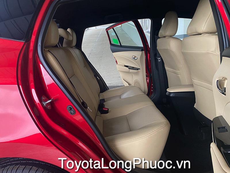 hang ghe sau xe toyota yaris 2021 toyota tan cang toyotalongphuoc vn 14 - Toyota Yaris