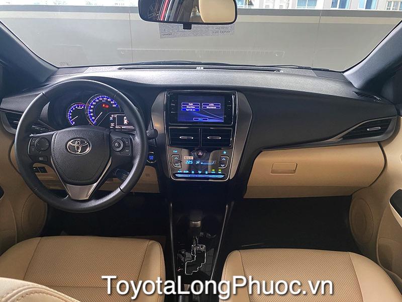 noi that xe toyota yaris 2021 toyota tan cang toyotalongphuoc vn 3 - Toyota Yaris