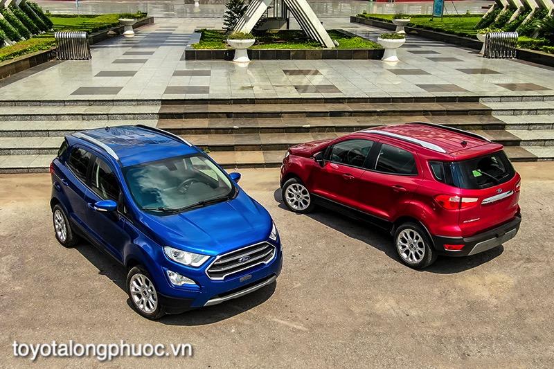 ra mat ford ecosport 2021 toyotalongphuoc vn 1 - Đánh giá xe Ford Ecosport 2021 - SUV dành cho đô thị