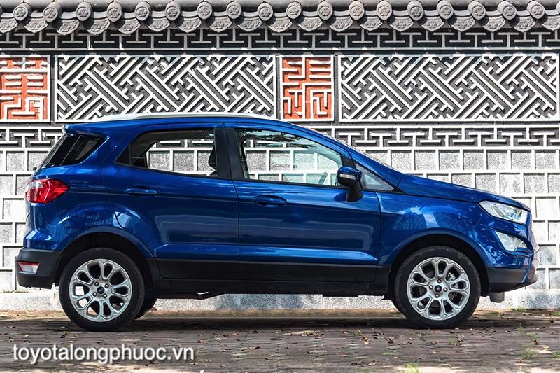 than xe ford ecosport 2021 toyotalongphuoc vn 1 - Đánh giá xe Ford Ecosport 2021 - SUV dành cho đô thị