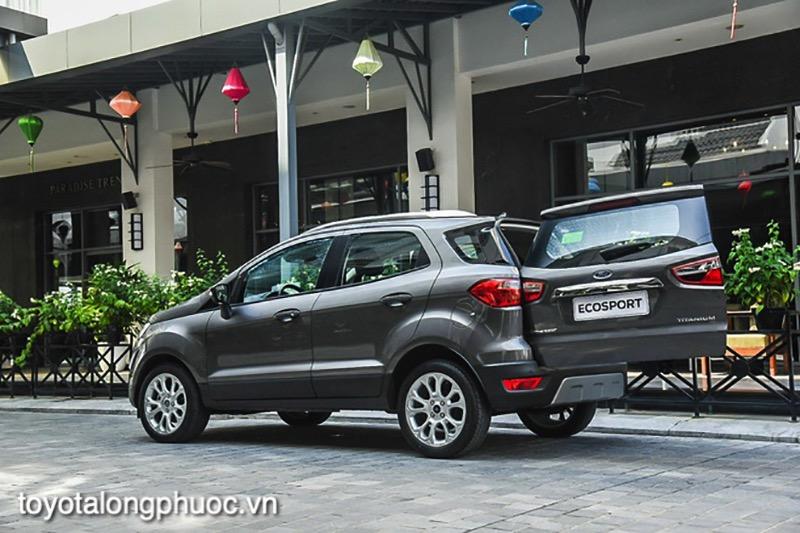van hanh xe ford ecosport 2021 toyotalongphuoc vn 1 - Đánh giá xe Ford Ecosport 2021 - SUV dành cho đô thị