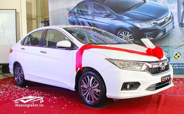 danh gia honda city 2018 muaxegiatot vn 16 - Nên mua xe Honda City 2021 hay Toyota Vios 2021 mới?