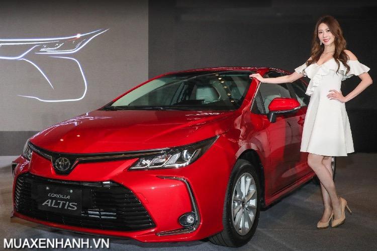 gioi thieu xe toyota corolla altis 2021 toyotalongphuoc vn - Toyota Altis