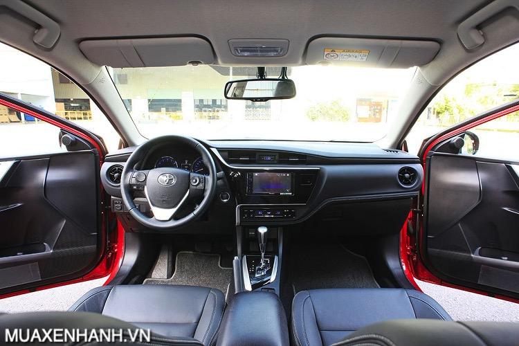 noi that xe toyota corolla altis 2021 toyotalongphuoc vn - Toyota Altis