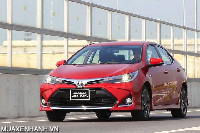 van hanh xe toyota corolla altis 2021 toyotalongphuoc vn - Toyota Altis