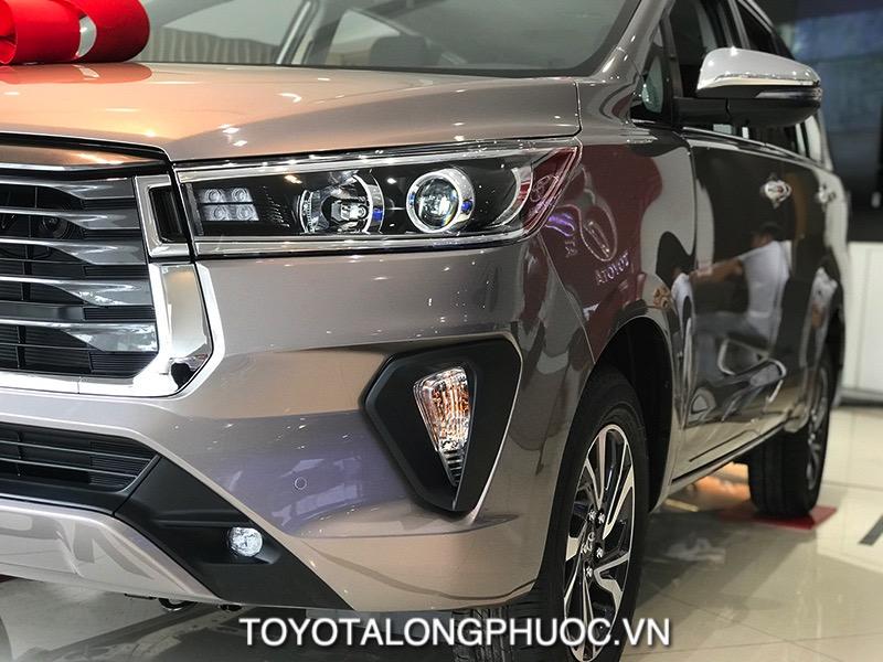 Den pha Toyota Innova 2.0G 2021 toyotalongphuoc vn - Toyota Innova