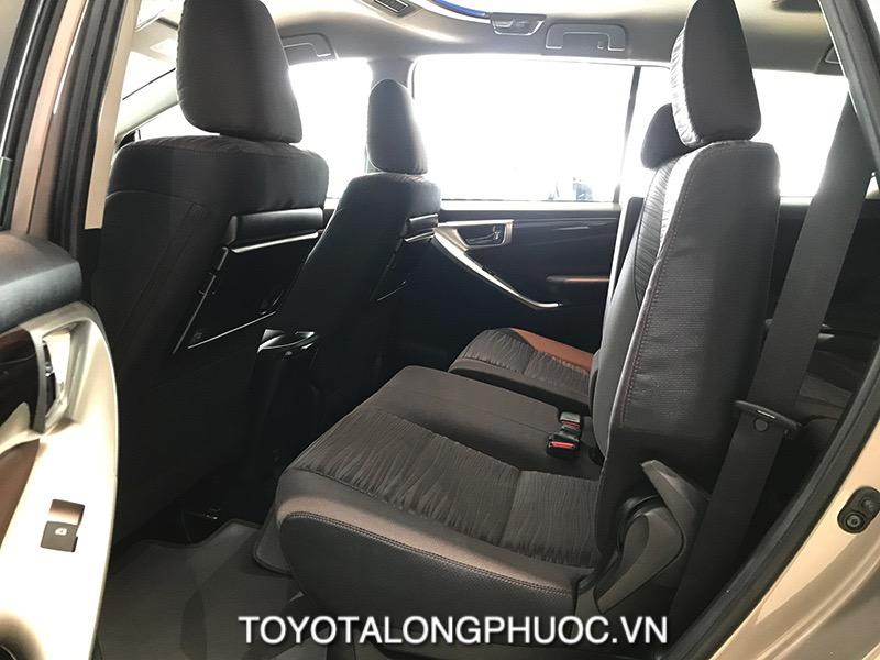 Hang ghe sau Toyota Innova 2.0G 2021 toyotalongphuoc vn - Toyota Innova