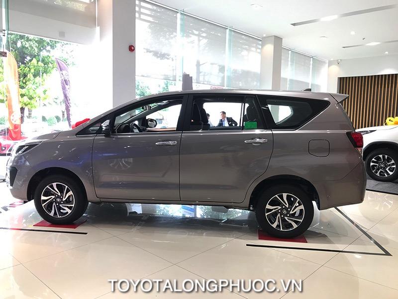Hong xe Toyota Innova 2.0G 2021 toyotalongphuoc vn - Toyota Innova