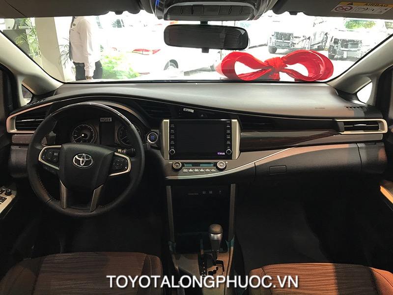 Noi that xe Toyota Innova 2.0G 2021 toyotalongphuoc vn - Toyota Innova