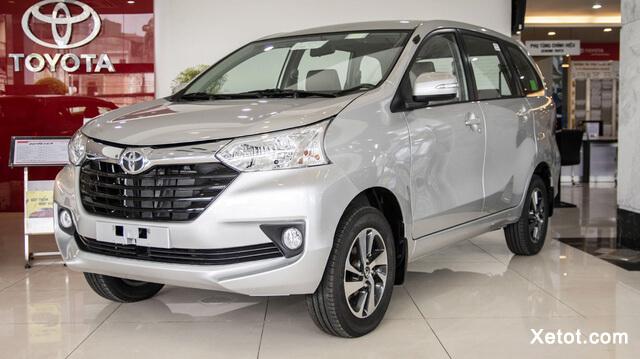 gia xe toyota avanza 2021 muaxe net - Bảng giá các dòng xe Toyota mới nhất 2021