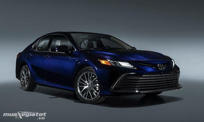 gia xe toyota camry 2021 tai my xetot com - Toyota Camry