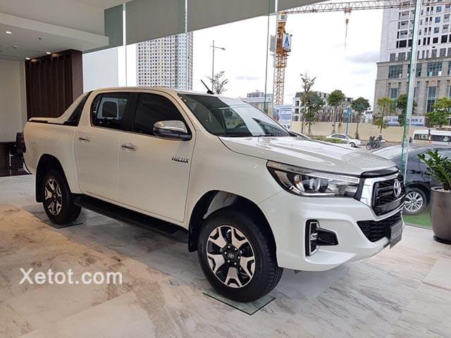 gia xe toyota hilux 2021 muaxe net - Bảng giá các dòng xe Toyota mới nhất 2021