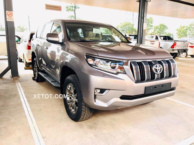 gia xe toyota land prado 2021 muaxe net - Bảng giá các dòng xe Toyota mới nhất 2021