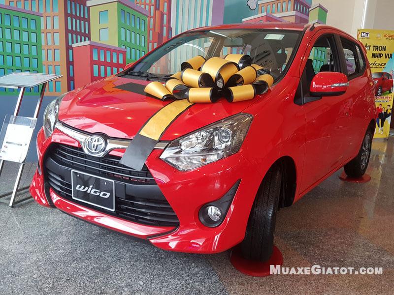 gia xe toyota wigo 2021 muaxe net - Bảng giá các dòng xe Toyota mới nhất 2021