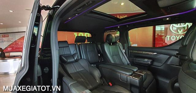 hang ghe thu 2 toyota alphard 2020 2021 muaxegiatot vn 1 - Toyota Alphard