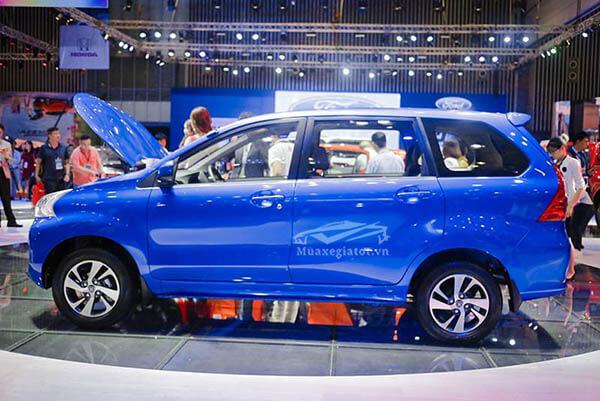 hong xe toyota avanza 2021 sanxeoto vn - Toyota Avanza