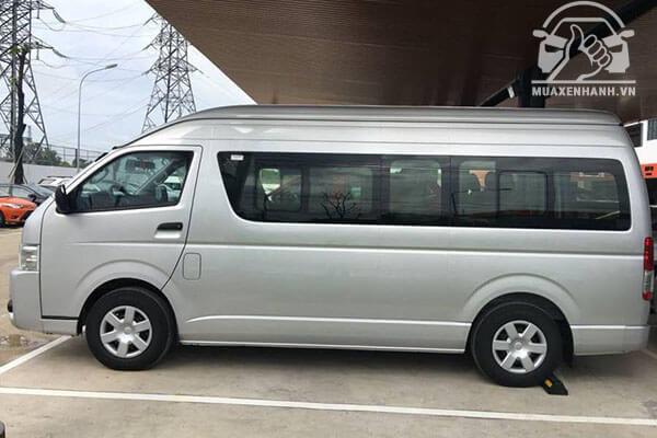 hong xe toyota hiace 3 0 2020 nhap khau muaxegiatot com 12 - Toyota Hiace