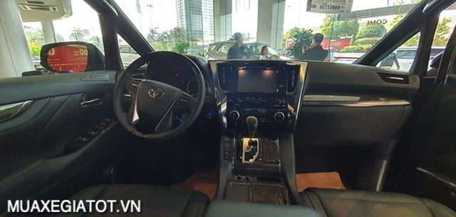 khu vuc tai xe toyota alphard 2020 2021 muaxegiatot vn 1 - Toyota Alphard