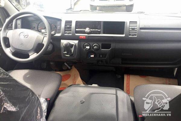 noi that xe toyota hiace 3 0 2020 nhap khau muaxegiatot com 16 - Toyota Hiace