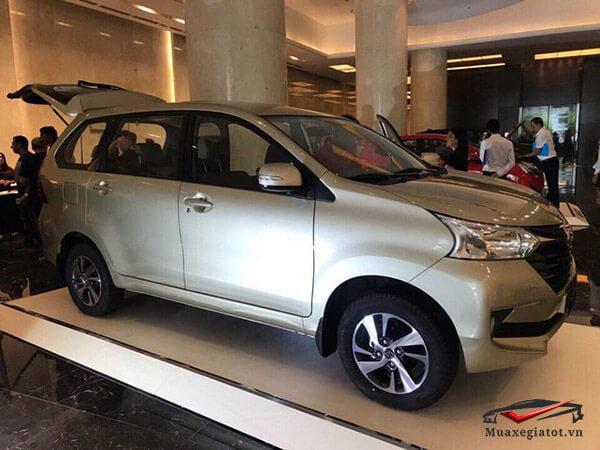 toyota avanza 2021 sanxeoto vn - Toyota Avanza