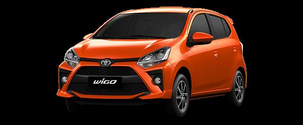 wigo mau cam - Toyota Wigo
