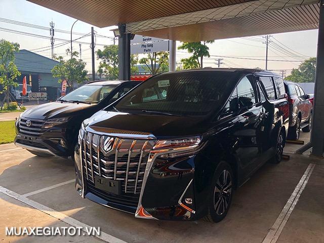xe mau den toyota alphard 2020 2021 muaxegiatot vn 1 - Toyota Alphard