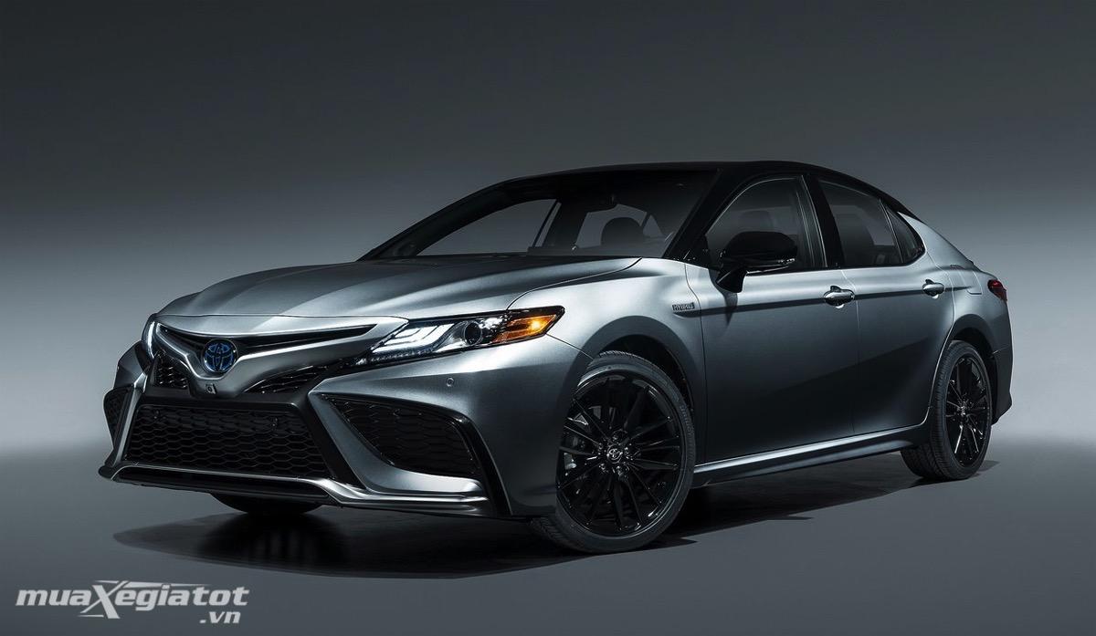 xe toyota camry 2021 tai my xetot com - Toyota Camry