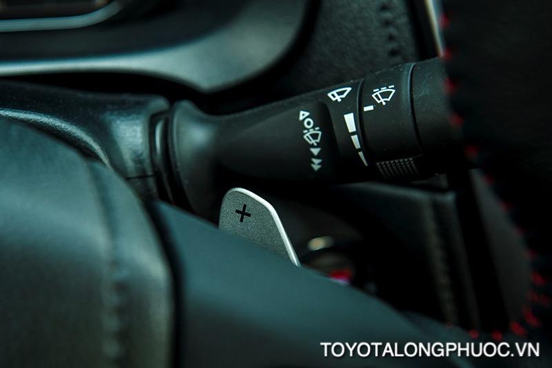 Lay chuyen so xe Toyota Vios GR S 2021 toyotalongphuoc vn - So sánh Toyota Vios GR-S 2021 và Honda City RS 2021: Cạnh tranh khốc liệt trong phiên bản mới