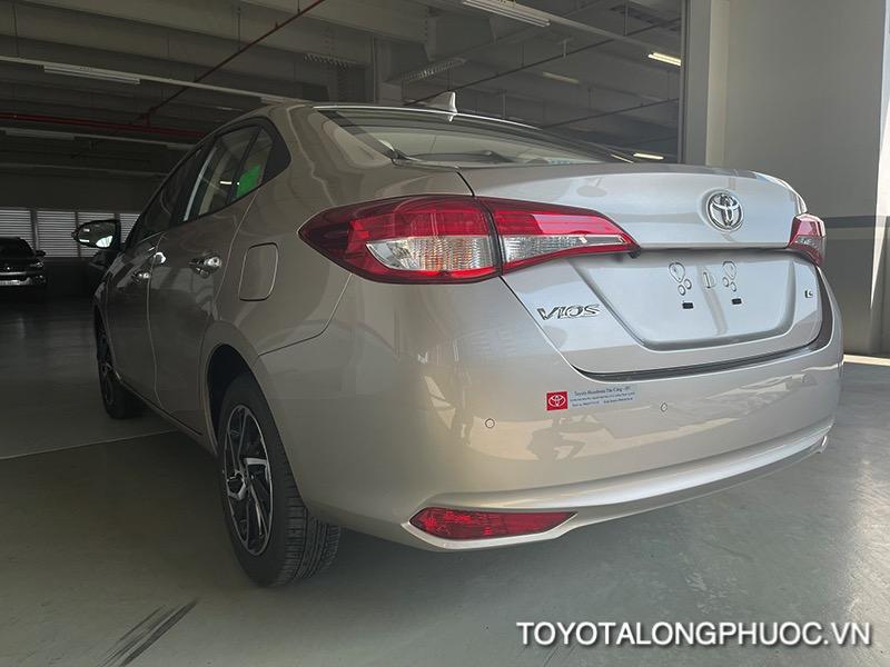 den hau xe toyota vios 2021 ban 15G toyota tan cang toyotalongphuoc vn 10 1 - Đánh giá Toyota Vios G 2021: Sự đột phá trong thiết kế cùng sự vận hành