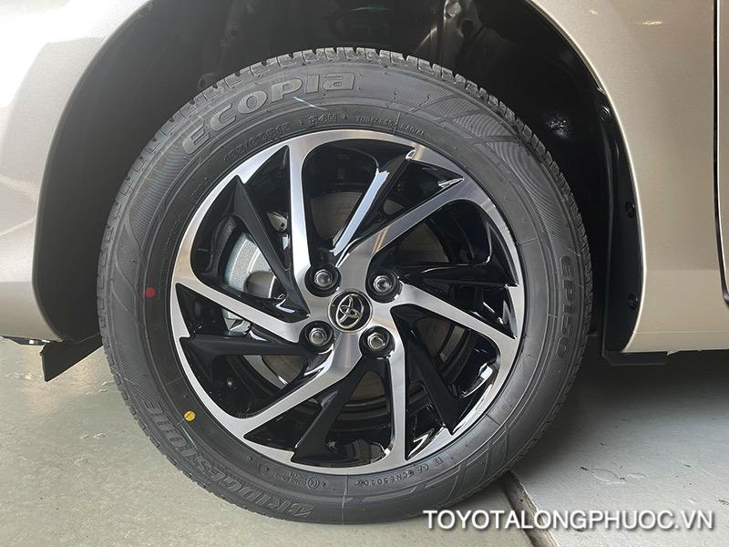 mam xe toyota vios 2021 ban 15G toyota tan cang toyotalongphuoc vn 6 1 - Đánh giá Toyota Vios G 2021: Sự đột phá trong thiết kế cùng sự vận hành