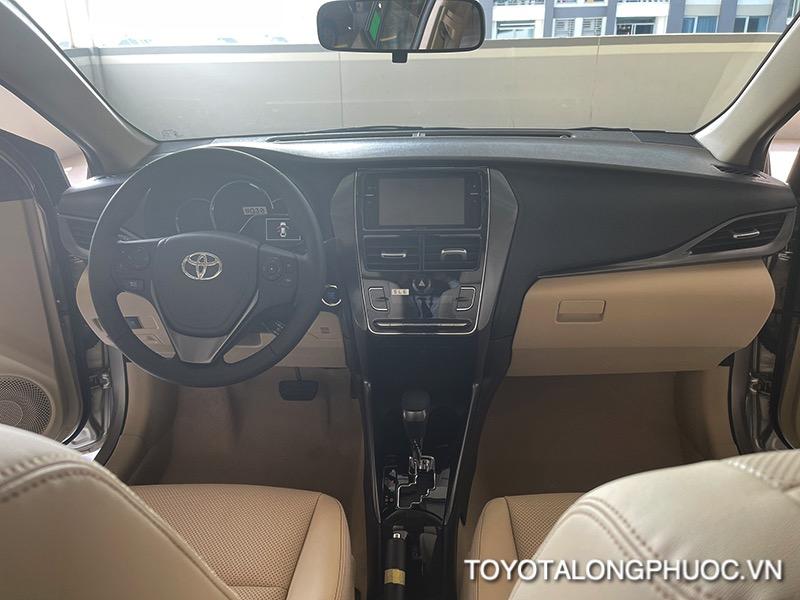 noi that xe toyota vios 2021 ban 15G toyota tan cang toyotalongphuoc vn 2 1 - Đánh giá Toyota Vios G 2021: Sự đột phá trong thiết kế cùng sự vận hành