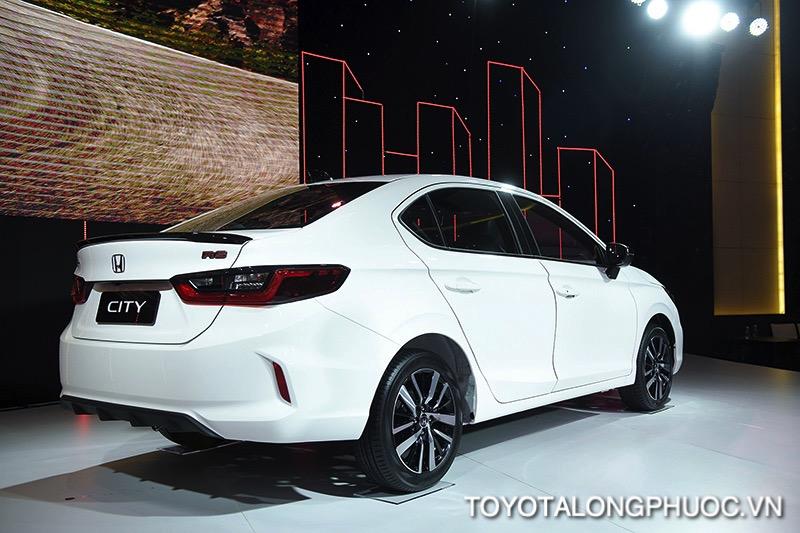 than xe honda city rs 2021 toyotalongphuoc vn - So sánh Toyota Vios GR-S 2021 và Honda City RS 2021: Cạnh tranh khốc liệt trong phiên bản mới