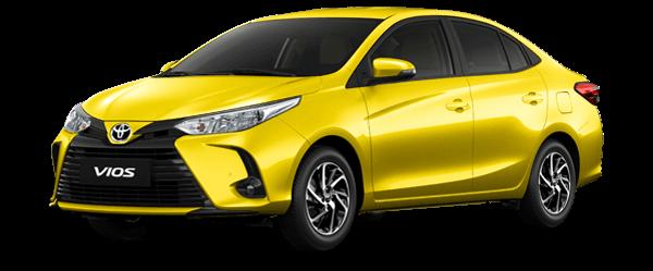 toyota vios 2021 mau vang - Toyota Vios