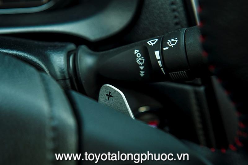 Lay chuyen so xe Toyota Vios GR S 2021 Toyotalongphuoc vn - Đánh giá Toyota Vios GR-S 2021: Phiên bản thể thao cực hấp dẫn