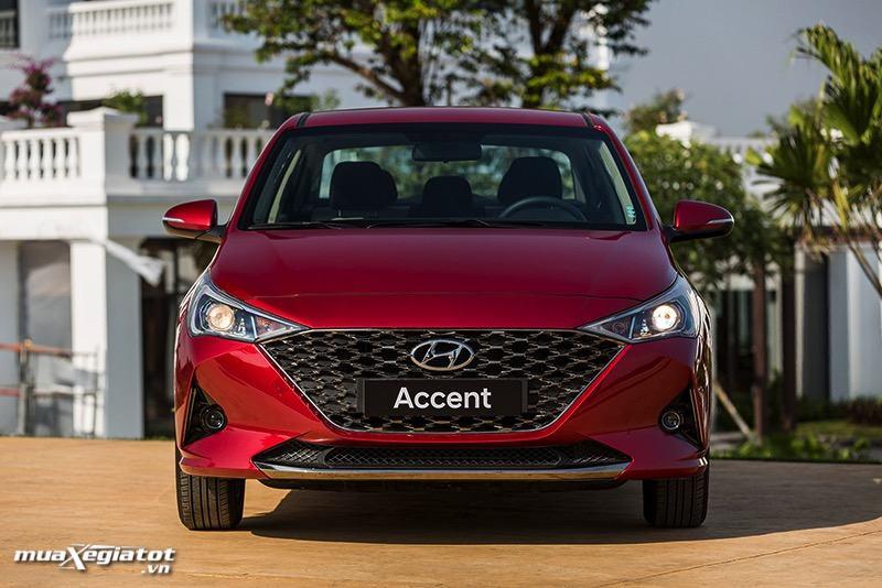 danh gia hyundai accent 2021 Toyotalongphuoc vn 6 - So sánh nhanh Vios, Accent, City với tầm giá lăn bánh 600 triệu nên mua xe nào?