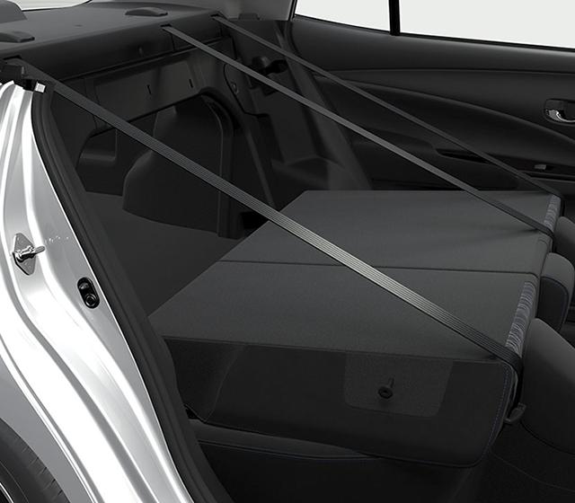 gap ghe hang thu 2 xe toyota vios e mt 2021 toyotalongphuoc vn - Đánh giá Toyota Vios E MT 2021 7 túi khí: Mẫu xe chạy dịch vụ tiết kiệm, bền bỉ, an toàn
