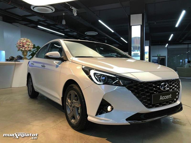 gia xe hyundai accent 2021 Toyotalongphuoc vn 3 - Toyota Vios GR-S và Hyundai Accent bản đặc biệt: Chênh lệch gần 100 triệu đồng cùng trải nghiệm có được