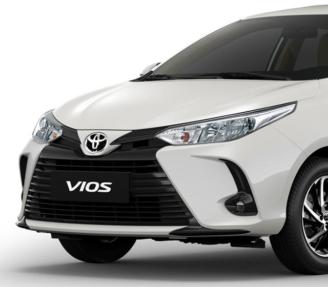 gia xe toyota vios e mt 2021 toyotalongphuoc vn - Đánh giá Toyota Vios E MT 2021 7 túi khí: Mẫu xe chạy dịch vụ tiết kiệm, bền bỉ, an toàn