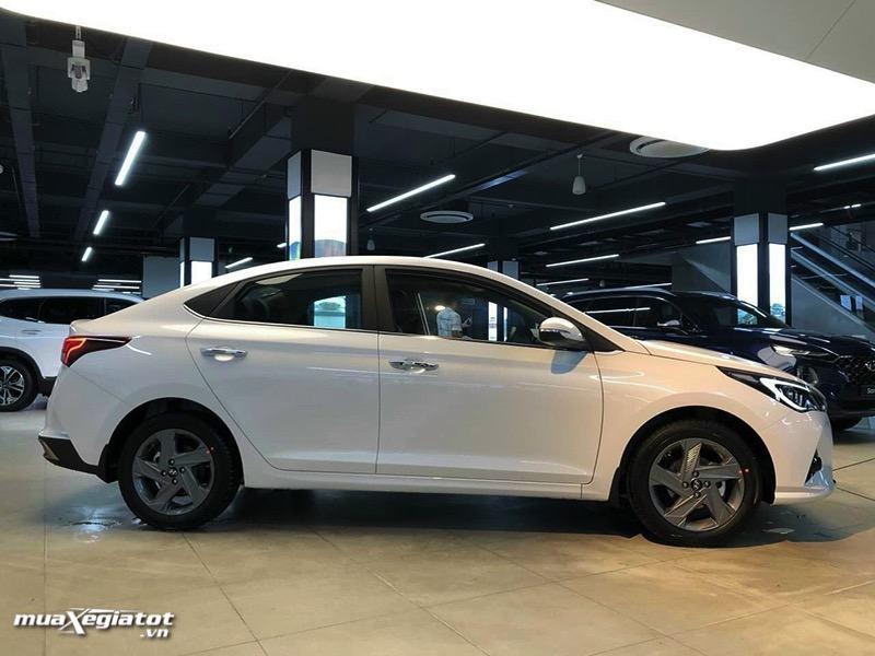 hong xe hyundai accent 2021 Toyotalongphuoc vn 1 - Toyota Vios GR-S và Hyundai Accent bản đặc biệt: Chênh lệch gần 100 triệu đồng cùng trải nghiệm có được