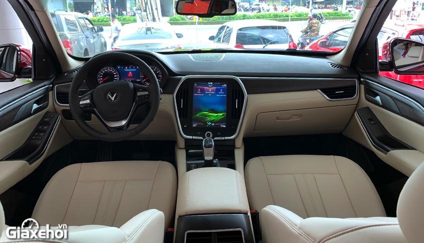 noi that xe vinfast lux sa2.0 2021 vinfastpro vn - So sánh Vinfast Lux SA 2.0 và Toyota Fortuner bản cao cấp có gì khác biệt?