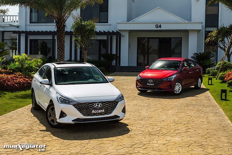 ra mat hyundai accent 2021 Toyotalongphuoc vn 2 - Toyota Vios GR-S và Hyundai Accent bản đặc biệt: Chênh lệch gần 100 triệu đồng cùng trải nghiệm có được