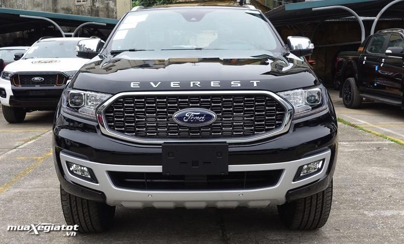 "dau ford everest 2021 titanium 4wd at bi turbo muaxegiatot vn - Đánh giá xe Ford Everest 2022, Xe 7 chỗ khiến Fortuner ""hít khói"""