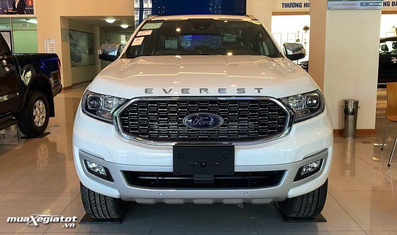 "dau xe ford everest 2021 titanium 4wd at bi turbo muaxegiatot vn - Đánh giá xe Ford Everest 2022, Xe 7 chỗ khiến Fortuner ""hít khói"""